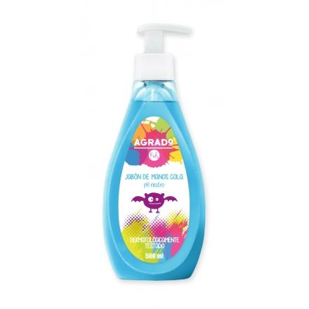 Agrado, Жидкое мыло «Кола», 500 мл фото