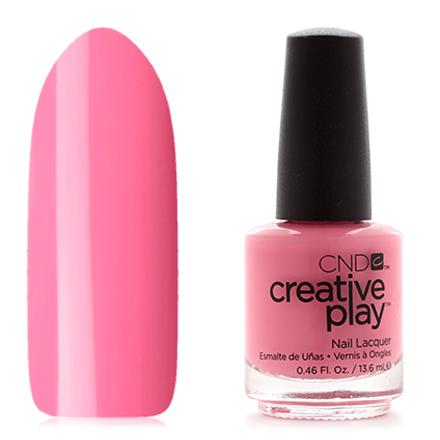 CND Creative Play, цвет Oh Flamingo, 13,6 мл (CND (Creative Nail Design))
