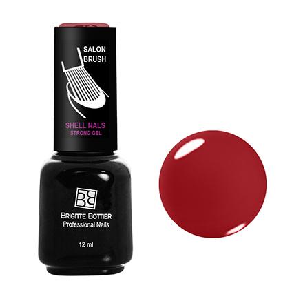 Купить Brigitte Bottier, Гель-лак Shell Nails №906, Wella Professionals, Красный