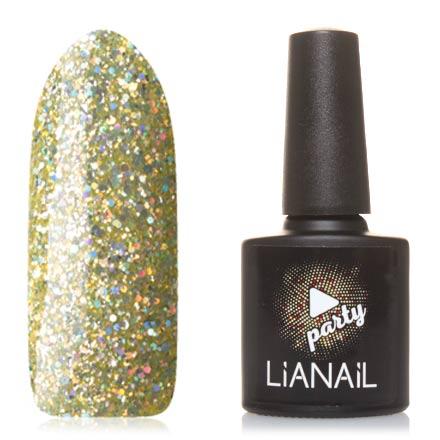 Lianail, Гель-лак Party, Звезда R'n'B креманка звезда лак микс 03с1057 лм цвет желтый