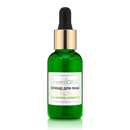 GreenIDEAL, Флюид для лица, 30 мл фото