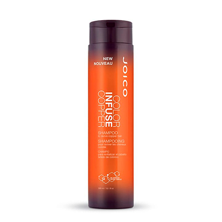Joico, Шампунь Color Infuse Copper, 300 мл
