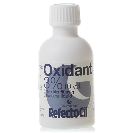 RefectoCil, Оксидант жидкий 3%, 50 мл