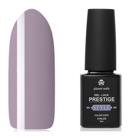 Купить Planet Nails, Гель-лак Prestige Style №405, Черный