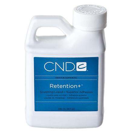 CND, Мономер для акрилов Retention+, 236 млCND<br>Профессиональный мономер (ликвид), предназначается для моделирования искусственного ногтевого покрытия<br><br>Объем мл: 236.00