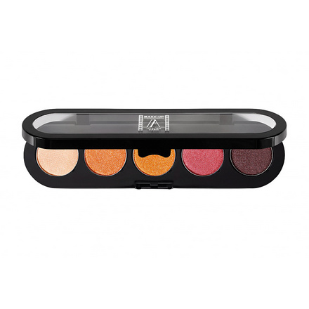 Купить Make-up Atelier Paris, Палетка теней для глаз, тон T17