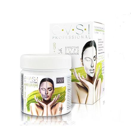 Купить EVSI, Альгинатная маска для лица Premium «Выравнивающая тон кожи», 25 г