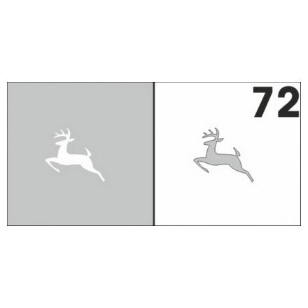 Airnails, Трафареты №72