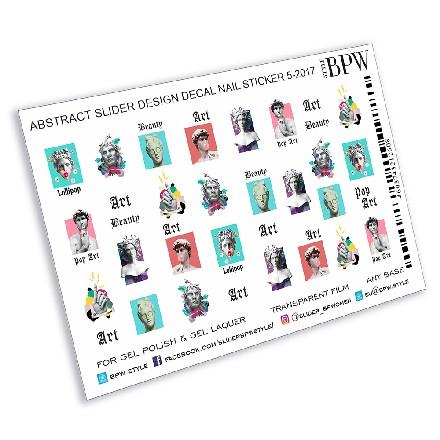 Купить BPW.Style, Слайдер-дизайн «Art», №5-2017