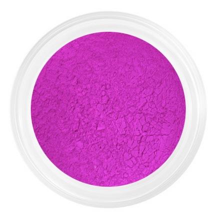 Patrisa nail, Неоновая пыльца для втирки №14 (фиолетовая, глянцевая)