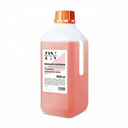 Patrisa Nail, Жидкость для снятия лака, без ацетона, 1000 мл severina жидкость для снятия лака без ацетона 1000 мл