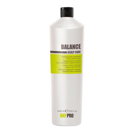 KAYPRO, Шампунь Balance, 1000 млШампуни для волос<br>Очищающее средство с растительными экстрактами для жирных волос.
