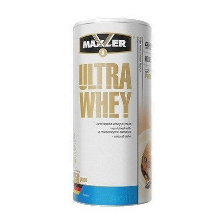 Maxler, Протеин Ultra Whey, латте макиато, 450 г