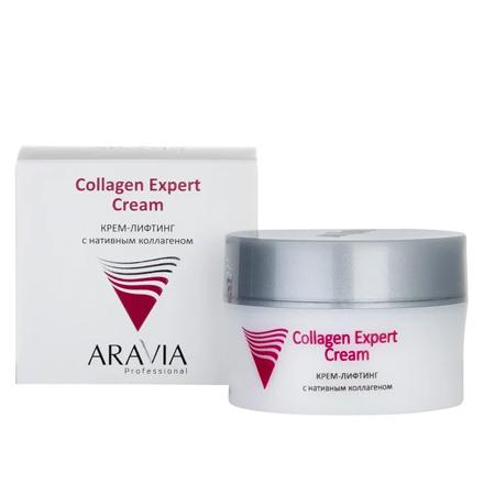 Купить ARAVIA Professional, Крем-лифтинг для лица Collagen Expert, 50 мл