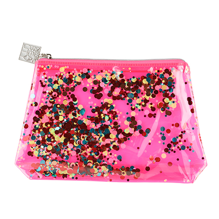 Купить Dewal, Косметичка «Модница», розовая