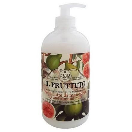 Купить Nesti Dante, Жидкое мыло Fig & Almond Milk, 500 мл