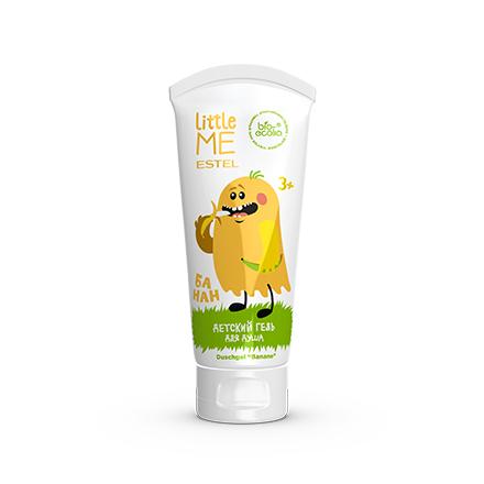 Купить Estel, Детский гель для душа «Банан», 200 мл