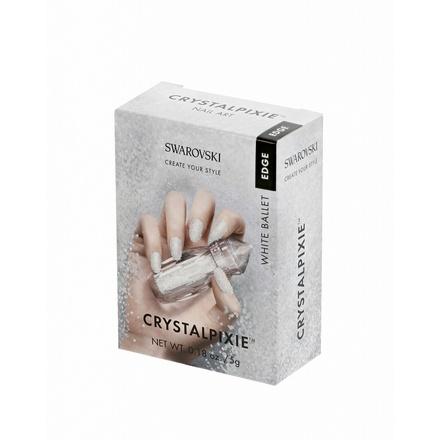 Кристаллы Swarovski, Crystalpixie Edge White Ballet