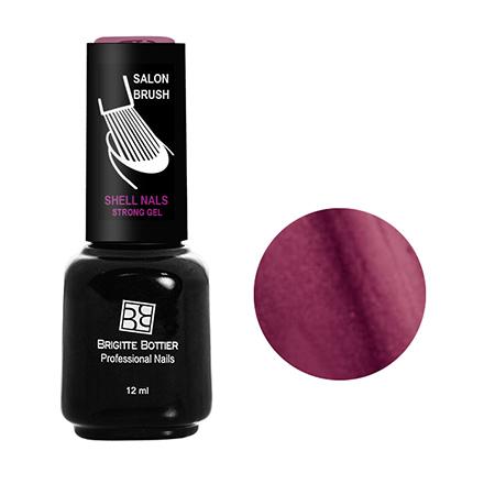 Купить Brigitte Bottier, Гель-лак Shell Nails, «Кошачий глаз» №949, Wella Professionals, Красный
