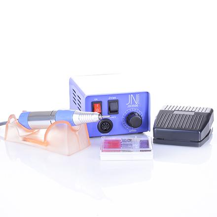 Фото - Аппарат для маникюра JessNail, Аппарат JD3500, с педалью jessnail пылесос для маникюра jn 001 белый