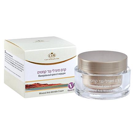 Купить Care & Beauty Line, Крем для лица Mineral Anti-Wrinkle, 50 мл