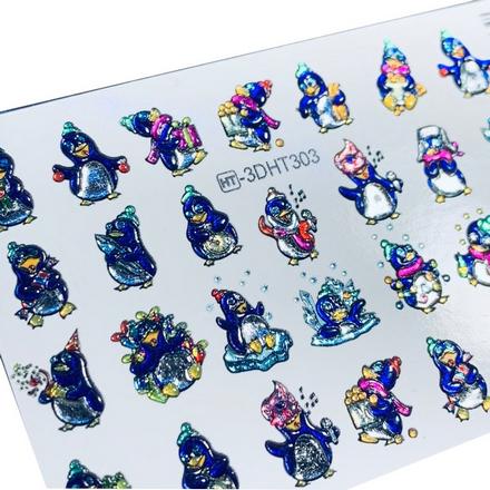 Купить Anna Tkacheva, 3D-слайдер Crystal HT №303