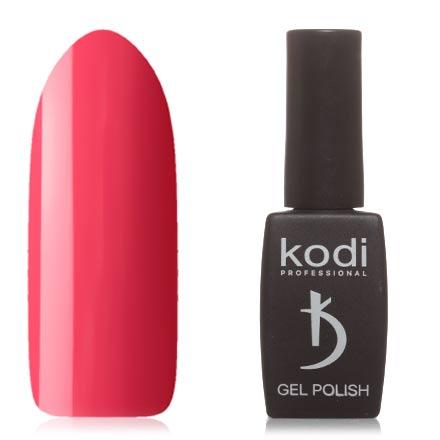 Kodi, Гель-лак №110PKodi Professional<br>Гель-лак (12 мл) кораллово-малиновый, без перламутра и блесток, плотный. Прошлая серия: №243.