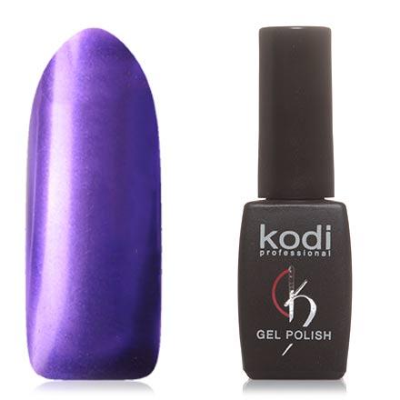 Kodi, Гель-лак №H37Kodi Professional<br>Гель-лак (8 мл) насыщенный фиолетовый, с эффектом металлик, плотный.