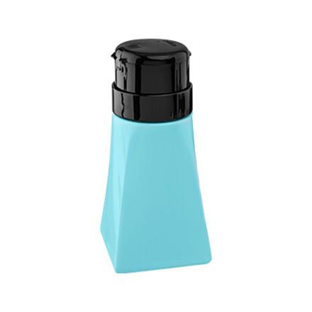 IRISK, Дозатор с помпой TR-03, голубой, 230 млЕмкости<br>Емкость для дозированного расхода жидкости.