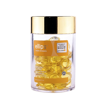 Купить Ellips, Масло для волос Smooth&Shiny, 50x1 мл
