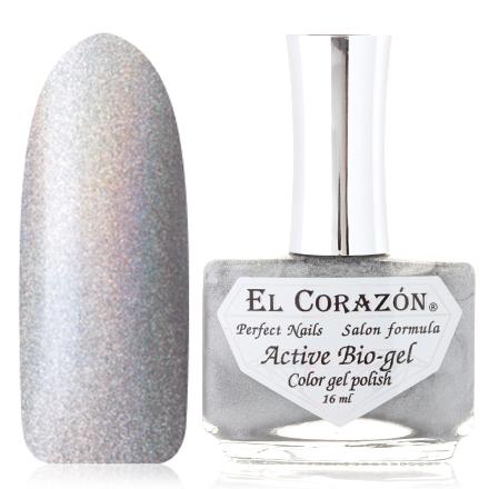 Купить El Corazon, Активный Биогель Prisma, №423/31, Серебряный