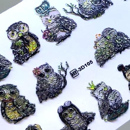 Купить Anna Tkacheva, 3D-слайдер Crystal HT №105