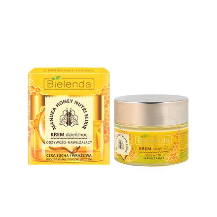 Купить Bielenda, Крем для лица Manuka Honey, 50 мл