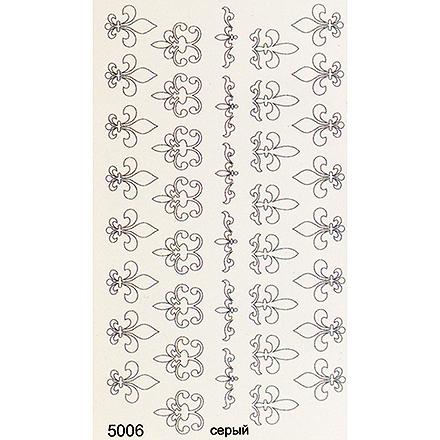 InGarden, Трафареты №1Трафареты для маникюра<br>Трафареты для создания уникального дизайна ногтей.<br>
