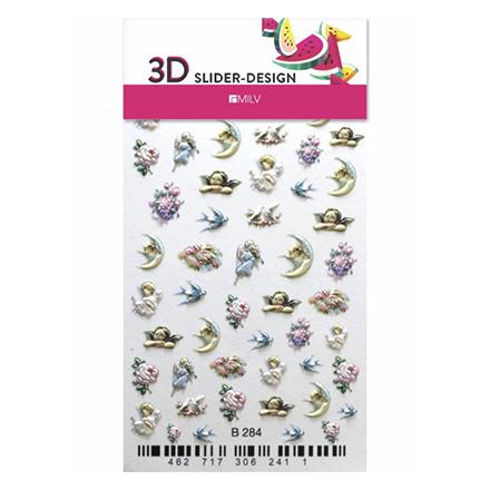 Купить Milv, 3D-слайдер B284