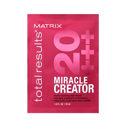 Matrix, Маска Miracle Creator, 30 млМаски для волос <br>Многофункциональный уход для волос за 60 секунд. Маска с двадцатью преимуществами. Для всех типов волос.