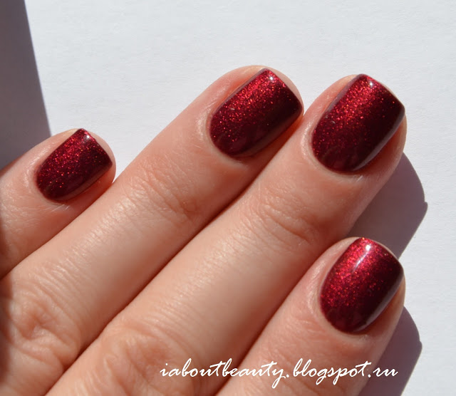 Entity One Color Couture, цвет №2396 Encore. Рисунок 5