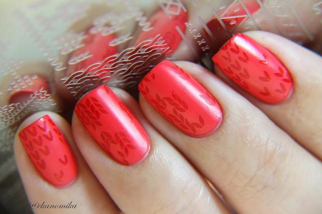 Как делать стемпинг на ногтях на гель лаке и других покрытиях
