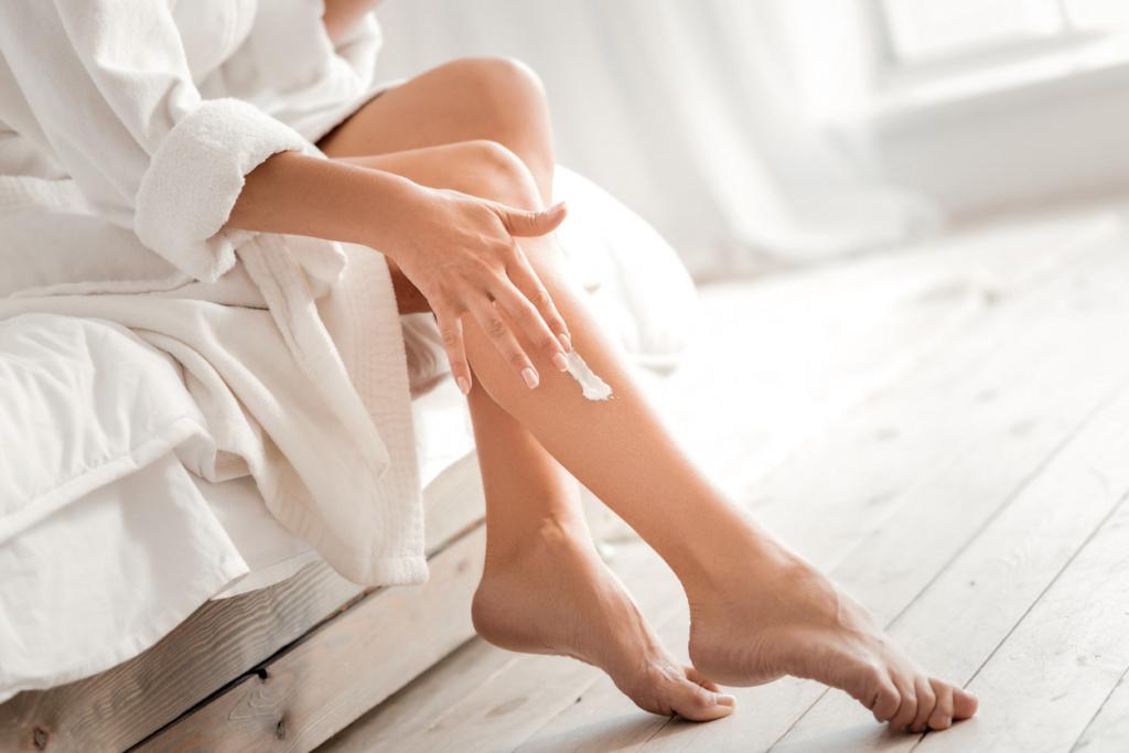 Рейтинг ТОП-10 лучших кремов для ног