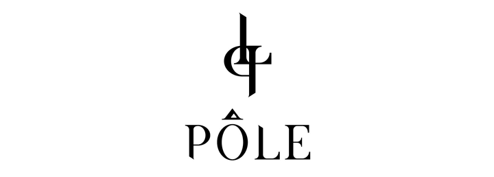 Логотип POLE cosmetics Russia