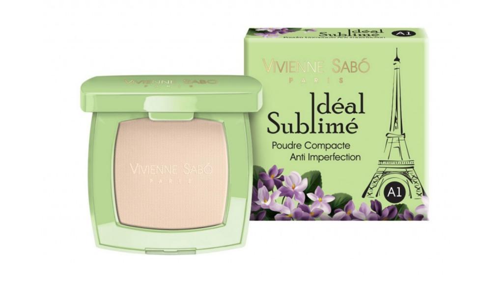 Vivienne Sabo пудра Ideal Sublime