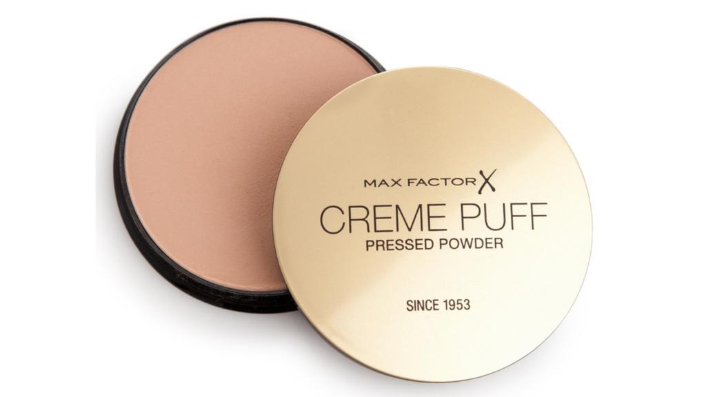 Max Factor пудра Creme Puff Pressed Powder
