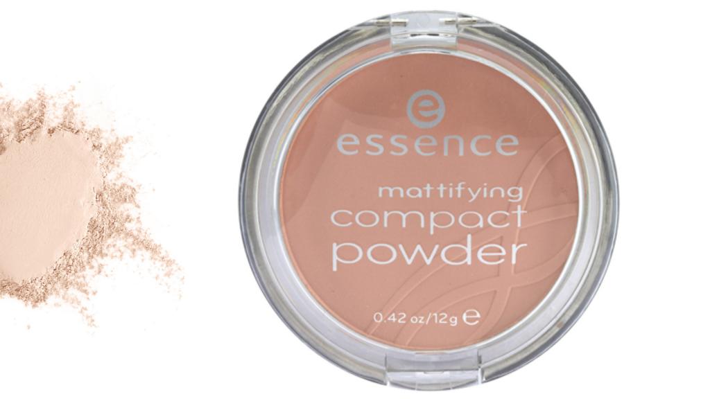 Essence пудра Mattifying Compact Powder