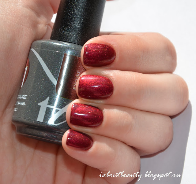 Entity One Color Couture, цвет №2396 Encore. Рисунок 1