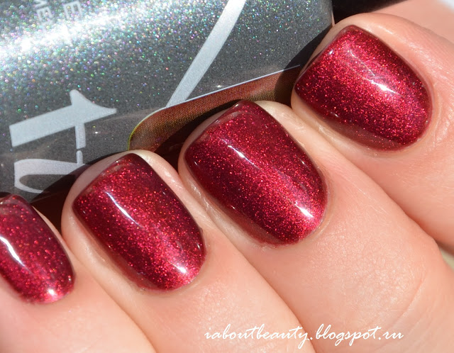 Entity One Color Couture, цвет №2396 Encore. Рисунок 6