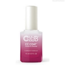 COLOR CLUB, PROTECT SERIES, CC COAT (15 МЛ)