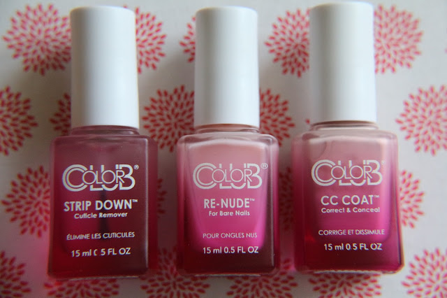 Color Club Protect Series