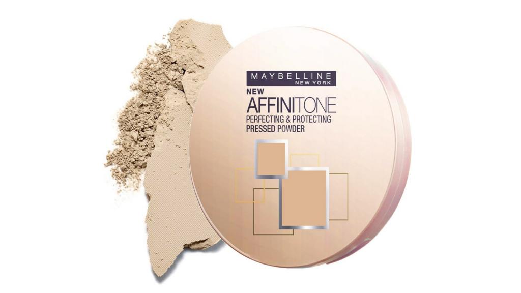 Maybelline New York, пудра Affinitone Powder