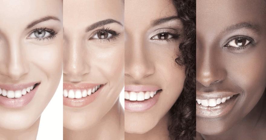 подобрать цвет бровей
