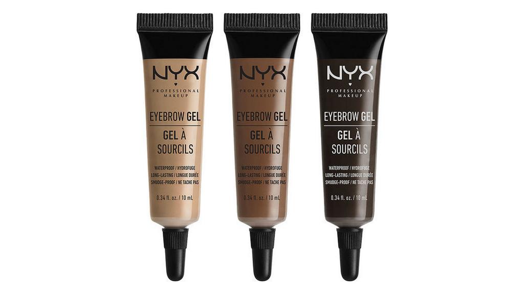NYX Professional гель Makeup WATERPROOF EYEBROW